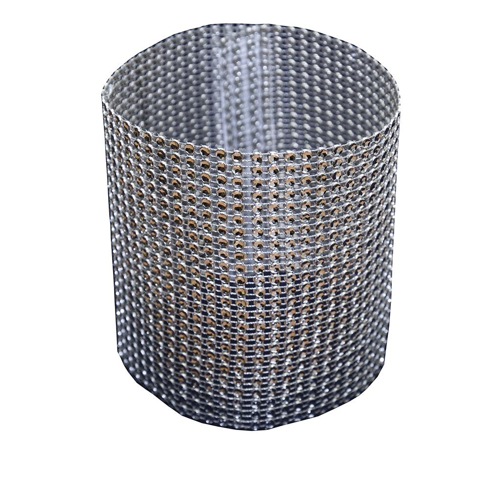 Upięcie szarfa z cyrkoniami szer. 12 cm