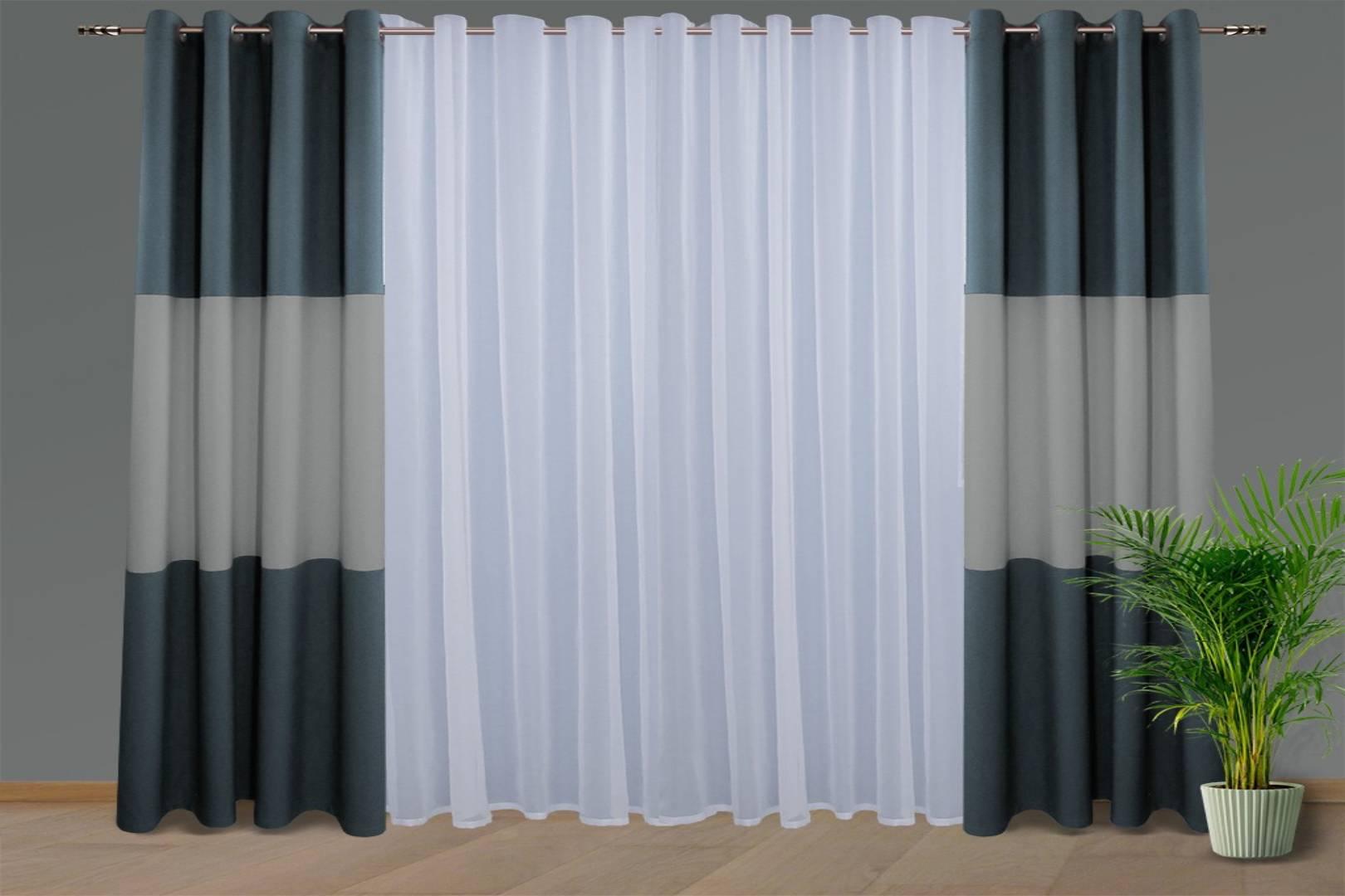 Nowoczesne Tkaniny Zaslonowe Na Wymiar Zaslony Zaciemniajace Lekki Material Prima Tkaniny